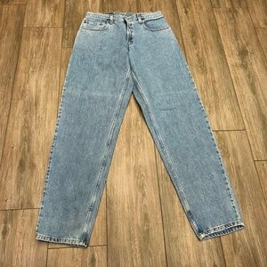 Vintage Levi's 560 Tapered Leg Made in USA Jeans